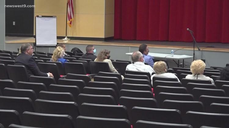 ECISD bond committee addresses high school needs