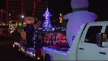 Odessa Parade of Lights 🎄