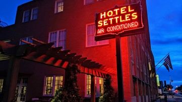 Hotel Settles honored as one of the South's best historic hotels