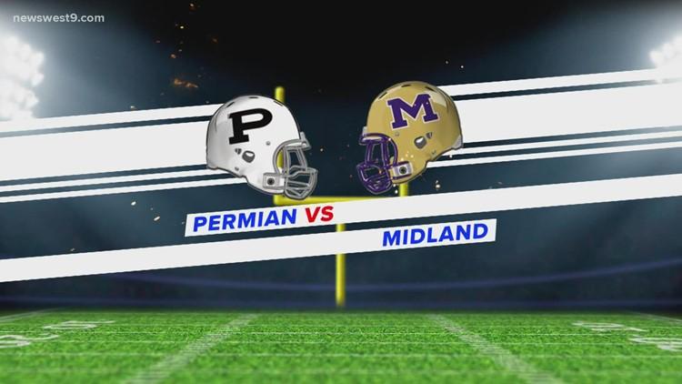 Week 8 | Midland High vs. Permian High