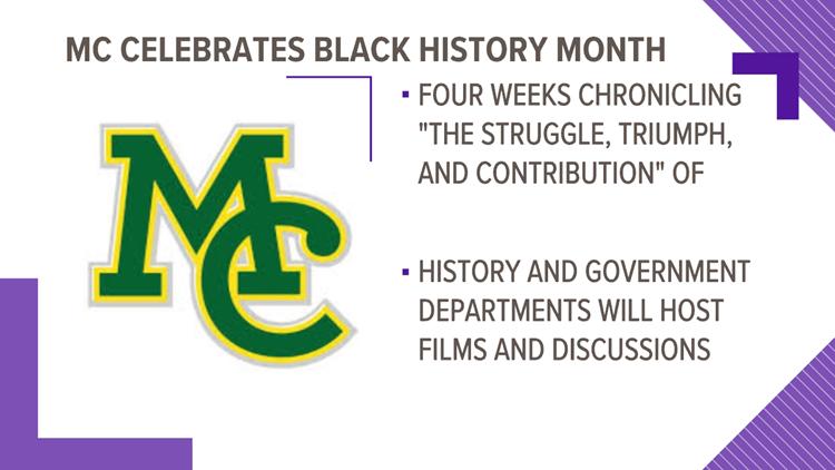 Midland College celebrates Black History Month