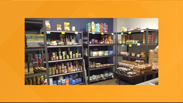 OC opens campus pantry for students dealing with food, hygiene insecurity