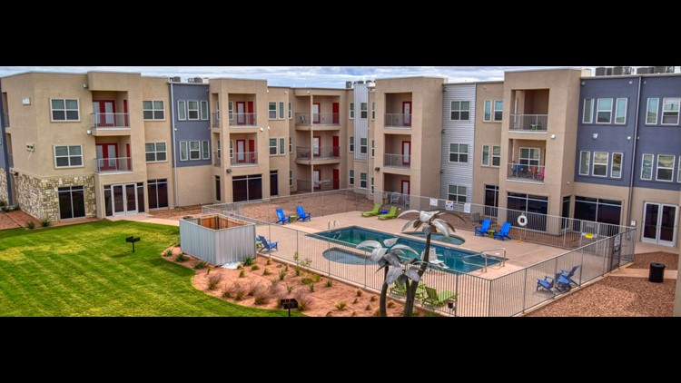 New low income apartments hold ribbon cutting in Odessa