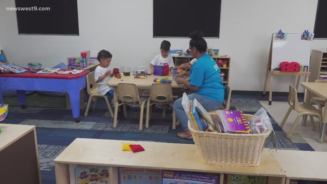ECISD partnering with Odessa YMCA for Pre-K program