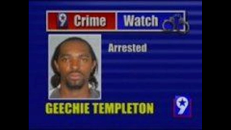 Geechie Templeton Arrested