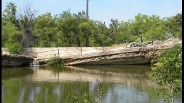 City crews replacing water valves in Comanche Trail Park