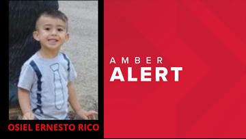 FBI offers $10,000 reward for information on suspect in Amber Alert case