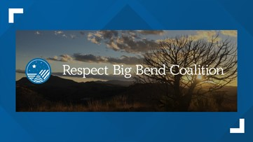 Respect Big Bend Coalition honored by Texan By Nature