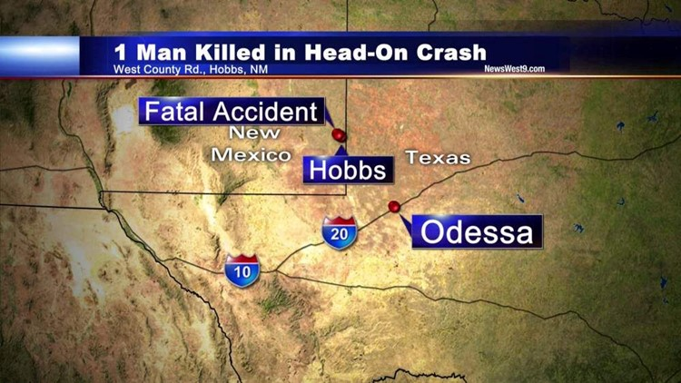 Texting and Driving Could Be to Blame for Fatal Accident That Killed Hobbs Man