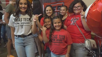 Permian dancer and cheerleaders ready to perform in college