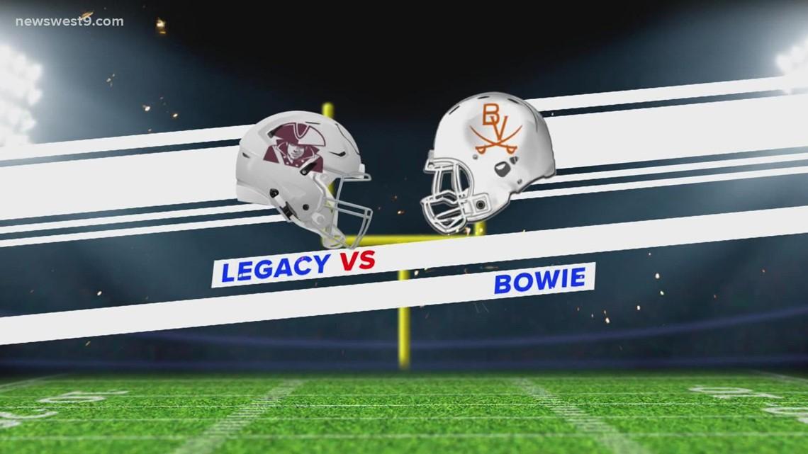 Week 4   Midland Legacy vs. Bowie