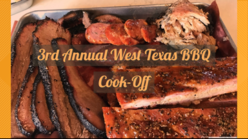3rd Annual West Texas BBQ Cook-Off kicks off
