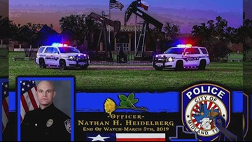 West Texas honor fallen officers during National Law Enforcement Week