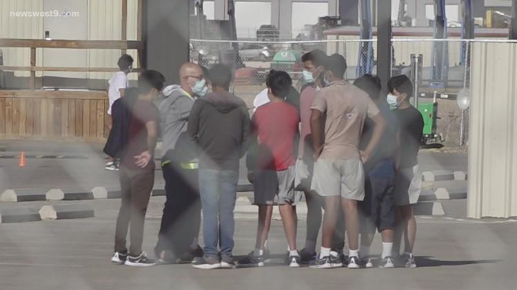 Federal agencies have no record of criminal investigation at Midland migrant holding facility