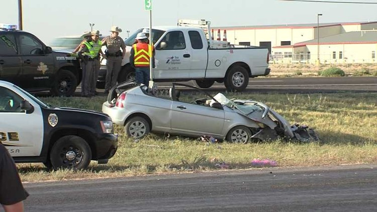 Man Killed in Accident on Interstate 20 in Odessa