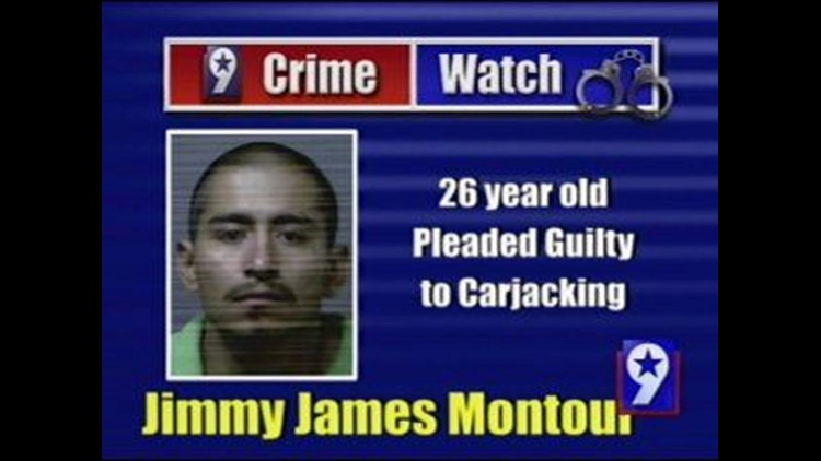 Pecos Man Pleads Guilty to Carjacking