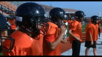 Gearing up for GameTime: McCamey