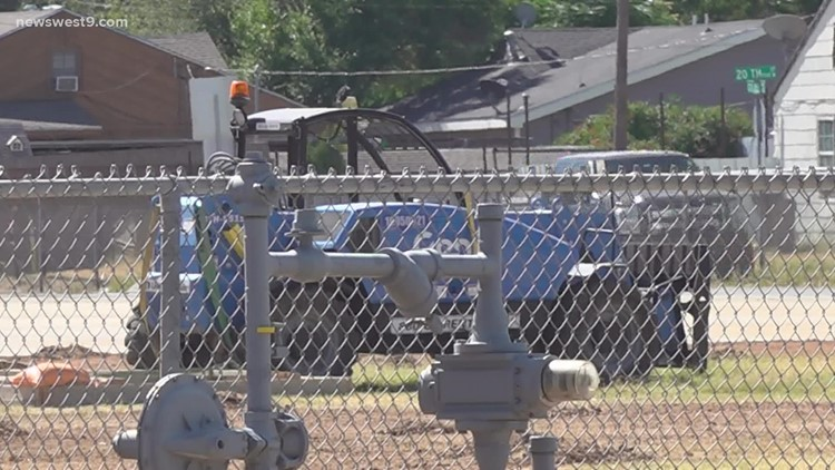 Parent concerned about construction, safety of students at an Odessa middle school