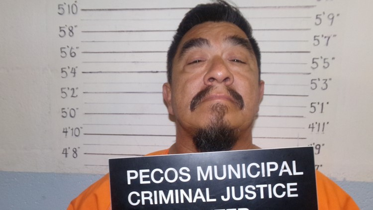 Man arrested, charged in Pecos murder