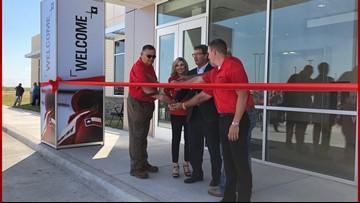Ribbon cutting celebrates opening of new technology super center