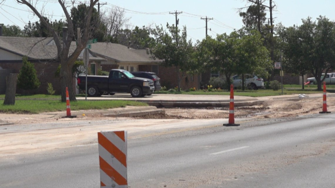 Neighbors on Thomason and Anetta Drive given no notice about road construction