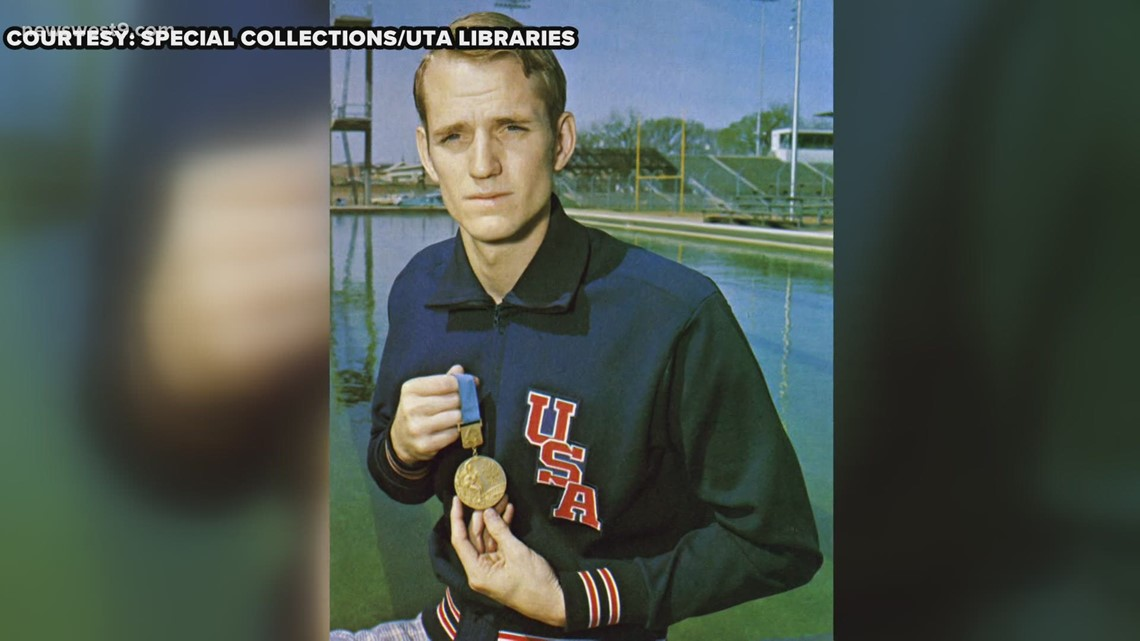 Doug Russell: A Midland Olympian's journey to gold