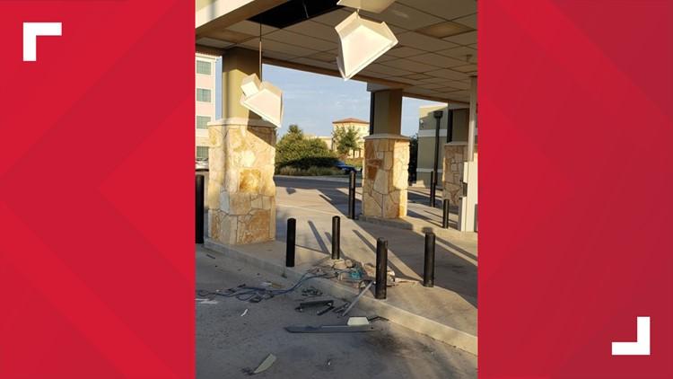 AIM Bank ATM stolen