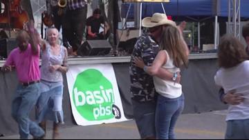 Asleep At The Wheel performs at Basin PBS