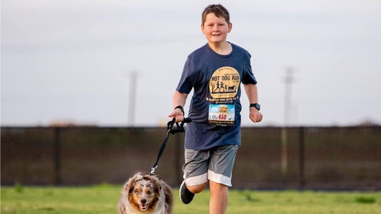 7th annual Hot Dog Run features prizes, costume contest for pets