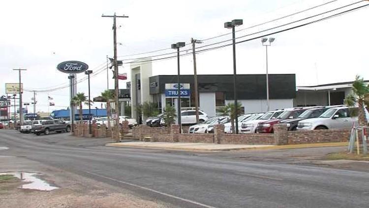 Officials Find Stolen Vehicles While Serving Arrest Warrant