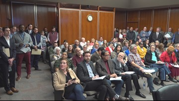 Midland city council approves zone change for Hillcrest Village