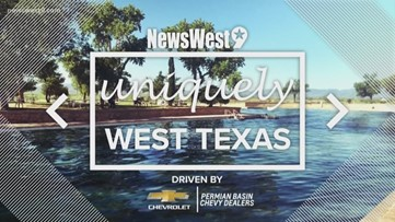 Uniquely West Texas: Balmorhea State Park offers an oasis in the heat