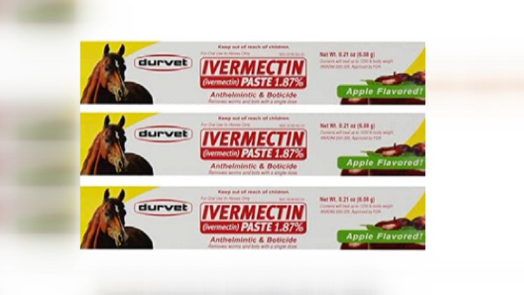 Local woman shares experience taking Ivermectin