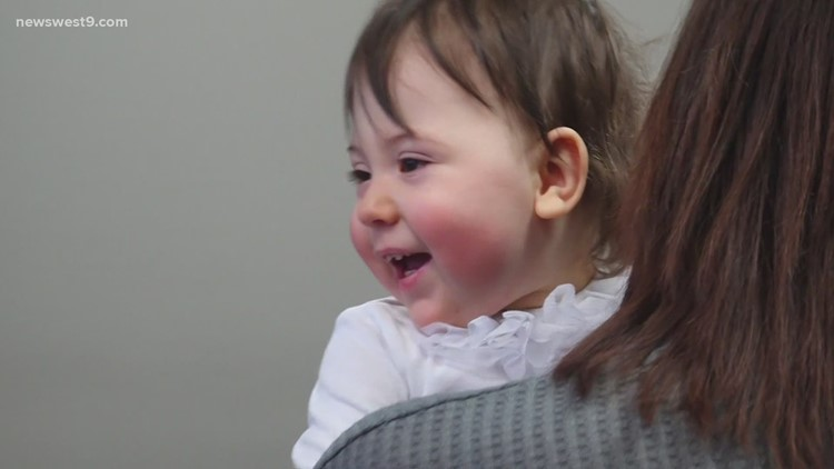 Meet Abigail, a girl who underwent 3 brain surgeries before her first birthday
