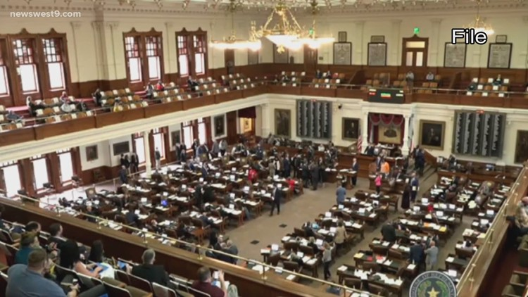Local representatives frustrated over House walkouts