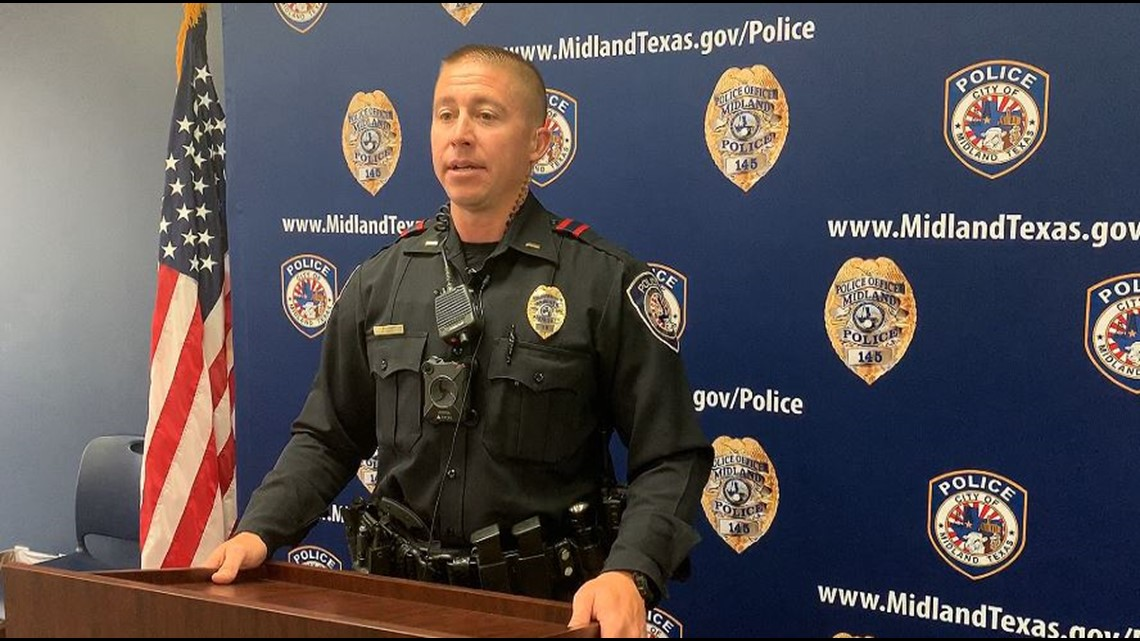 Midland police cracking down on traffic violations during
