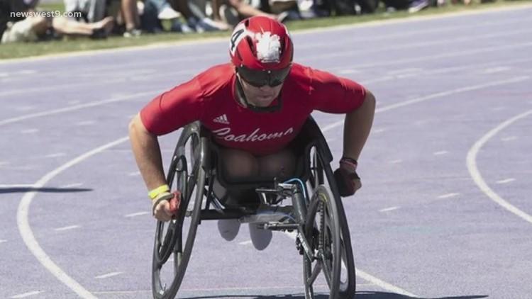 Coahoma athlete makes history as a state champion