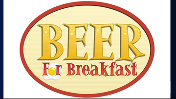Kirsten's Korner: Our review of 'Beer for Breakfast'  at Midland Community Theatre