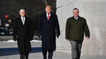 Trump To Name Acting Interior Secretary