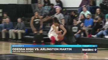 02/15: Girl's Basketball - OHS vs. Arlington
