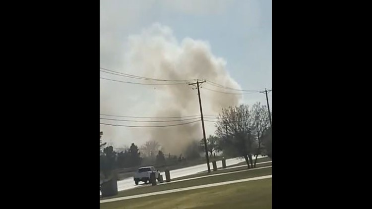 BREAKING: Emergency services respond to house fire in