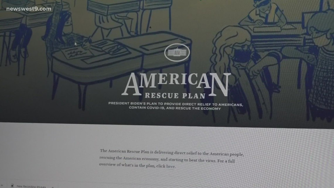 American Rescue Plan Act funds being spent different ways in Odessa