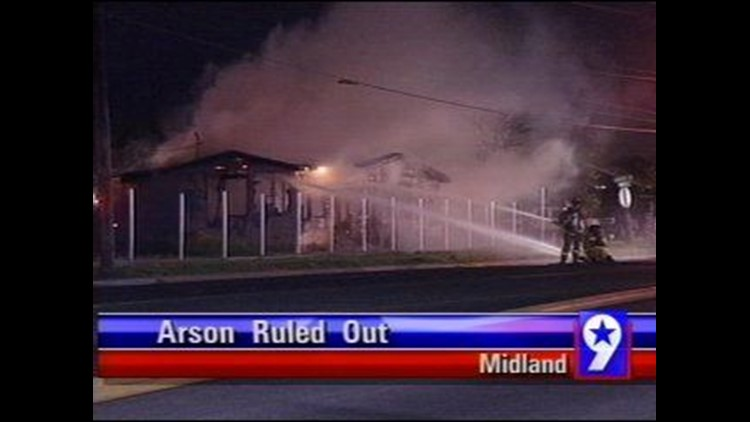 Officials Rule Out Arson as Cause of Deadly House Fire in Midland