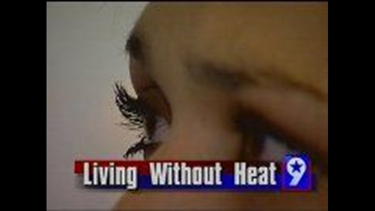 Living Without Heat in Ft. Stockton