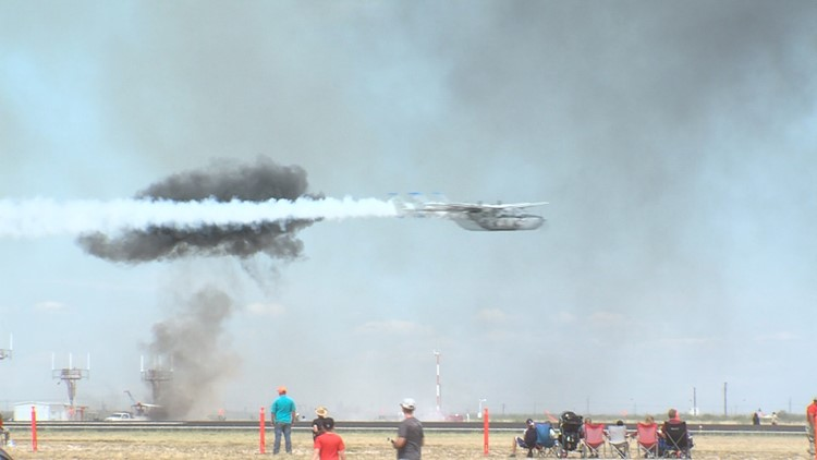 Basin Buzz: A look behind the scenes of the CAF High Sky Wing's 30th annual AIRSHO