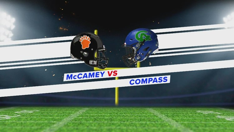 Week 3 | McCamey vs. Odessa Compass