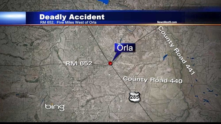 Las Cruces Man Killed in Reeves County Accident | newswest9 com