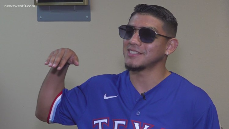 MHS alum and pro boxer, Michael Dutchover, recharges in Midland after 15th victory