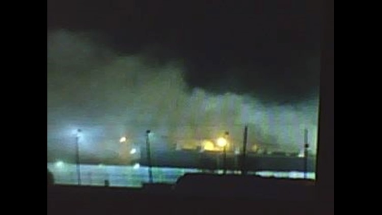 NEW DETAILS: Riot Appears to be Calming Down at Reeves County Detention Center