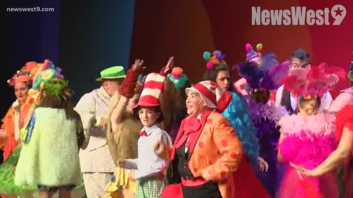 Behind the Curtain-Seussical the Musical